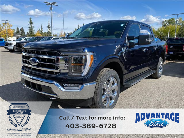 2021 Ford F-150 Lariat (Stk: M-1096) in Calgary - Image 1 of 7