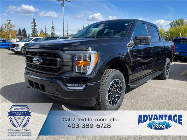 2021 Ford F-150 XLT (Stk: M-1123) in Calgary - Image 1 of 6
