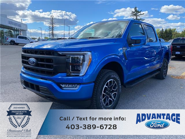 2021 Ford F-150 Lariat (Stk: M-1128) in Calgary - Image 1 of 7