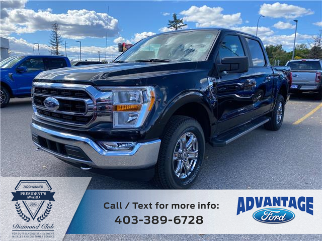 2021 Ford F-150 XLT (Stk: M-675) in Calgary - Image 1 of 6