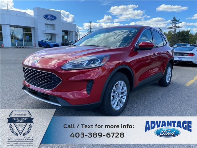 2021 Ford Escape SE (Stk: M-1159) in Calgary - Image 1 of 6