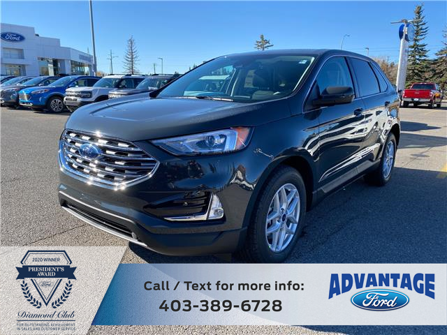 2021 Ford Edge SEL (Stk: M-1325) in Calgary - Image 1 of 6