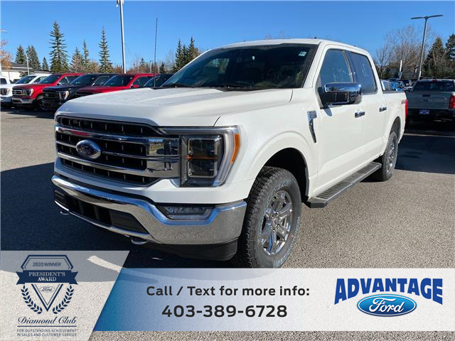 2021 Ford F-150 Lariat (Stk: M-1086) in Calgary - Image 1 of 7