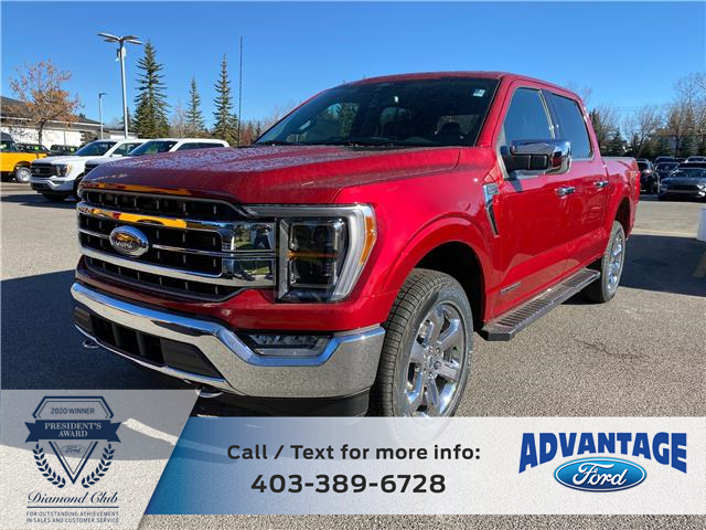 2021 Ford F-150 Lariat (Stk: M-1352) in Calgary - Image 1 of 7