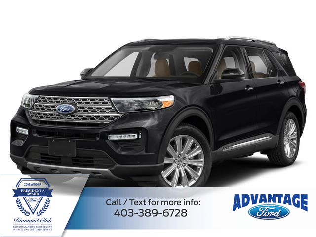 2021 Ford Explorer Limited (Stk: M-1179) in Calgary - Image 1 of 9