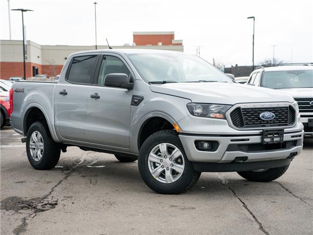 2020 Ford Ranger XLT Silver