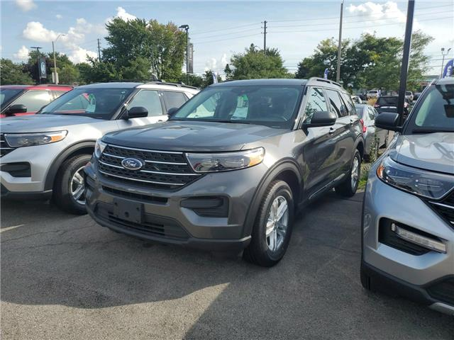 2020 Ford Explorer XLT (Stk: 200490) in Hamilton - Image 1 of 12