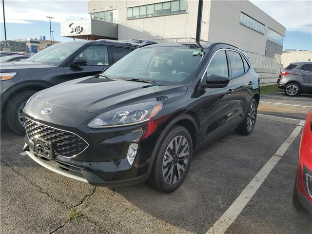 2020 Ford Escape SEL Black