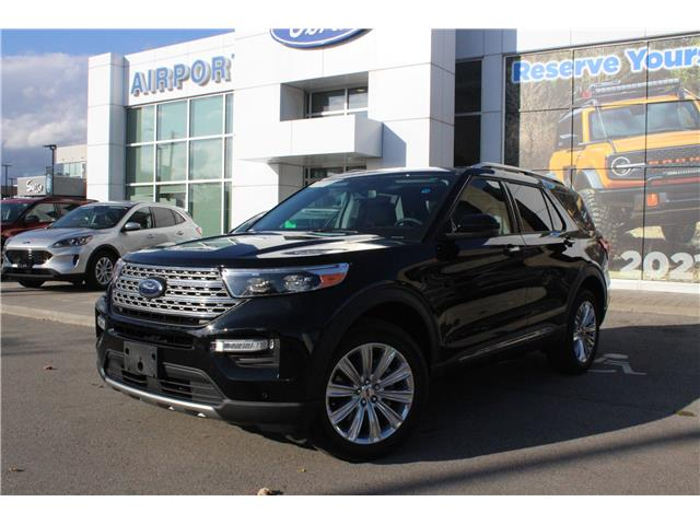 2020 Ford Explorer Limited (Stk: 200704) in Hamilton - Image 1 of 25