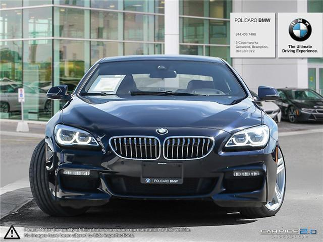 2016 BMW 650i xDrive Gran Coupe (Stk: P388052) in Brampton - Image 2 of 24