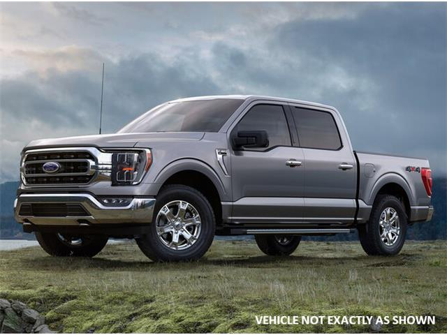 2021 Ford F-150 Lariat Black