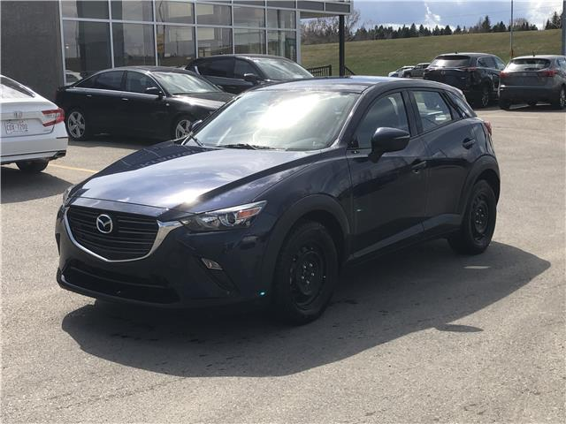 2019 Mazda CX-3 GS (Stk: K8066) in Calgary - Image 1 of 21