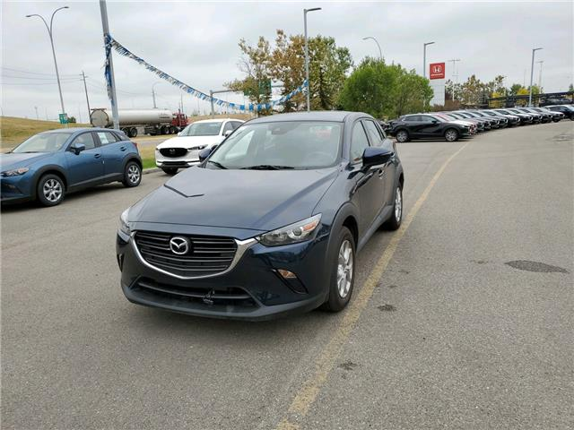 2019 Mazda CX-3 GS (Stk: K8168) in Calgary - Image 1 of 18