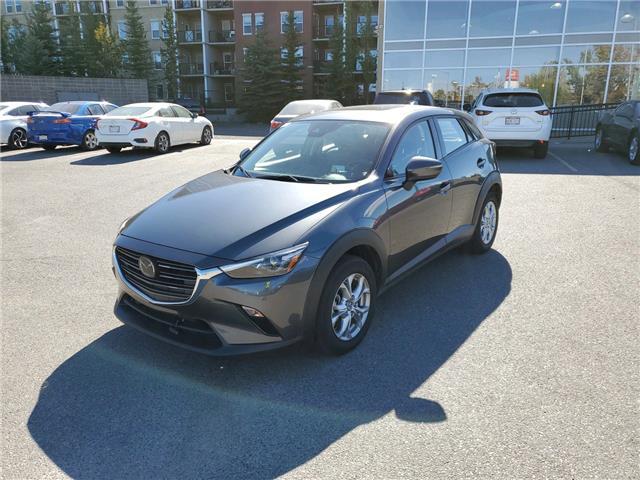 2019 Mazda CX-3 GS (Stk: K8172) in Calgary - Image 1 of 17