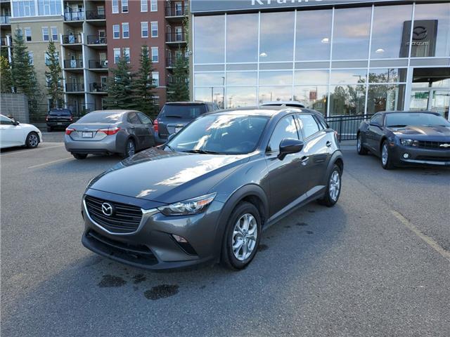 2019 Mazda CX-3 GS (Stk: K8171) in Calgary - Image 1 of 17