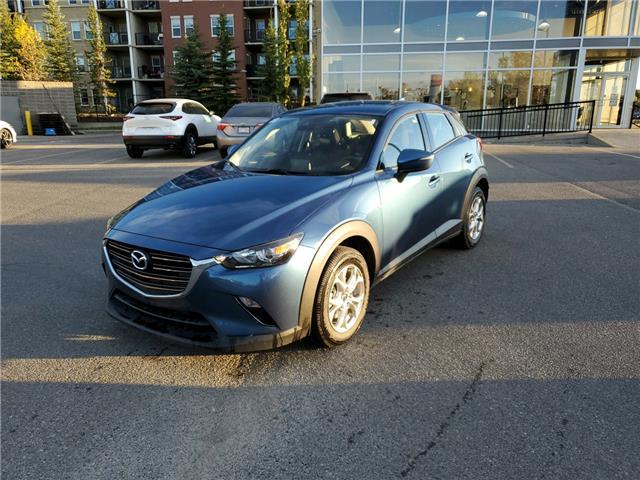 2019 Mazda CX-3 GS (Stk: K8169) in Calgary - Image 1 of 18
