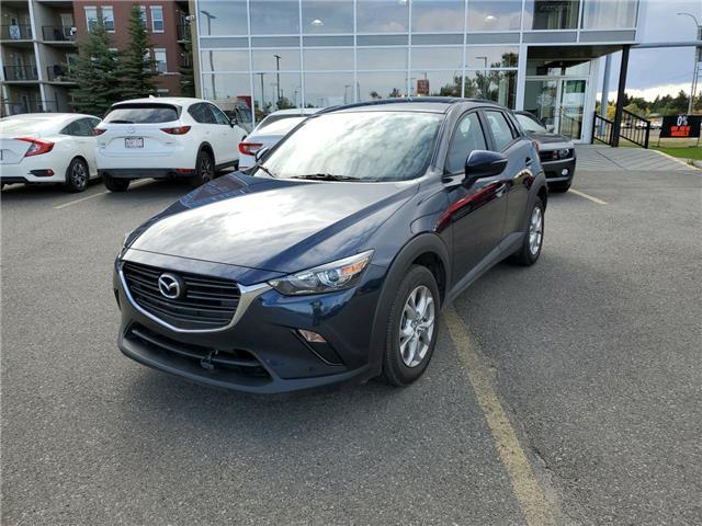 2019 Mazda CX-3 GS (Stk: K8168) in Calgary - Image 1 of 19