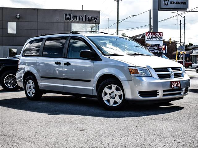 2010 Dodge Grand Caravan SE (Stk: U1074) in Lindsay - Image 1 of 23
