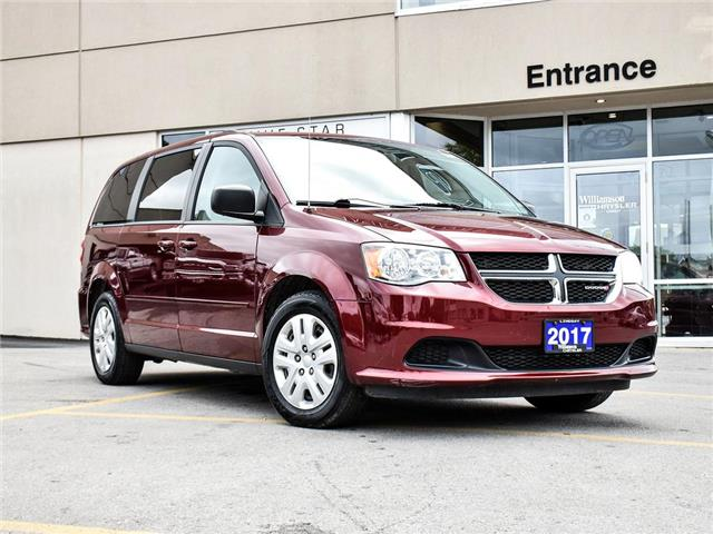 2017 Dodge Grand Caravan CVP/SXT (Stk: U1083) in Lindsay - Image 1 of 28