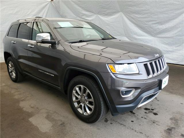 2015 Jeep Grand Cherokee Limited (Stk: I2011302) in Thunder Bay - Image 1 of 15