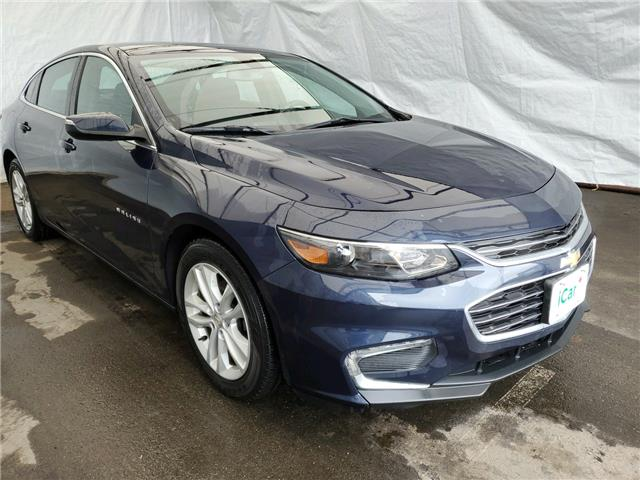 2016 Chevrolet Malibu 1LT (Stk: IU2065) in Thunder Bay - Image 1 of 14