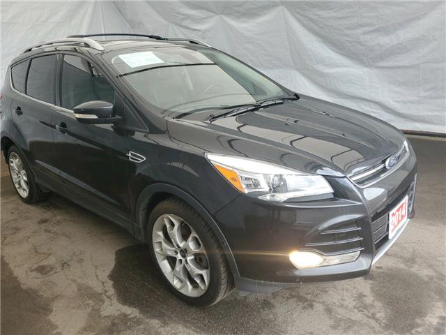 2014 Ford Escape Titanium (Stk: 16791) in Thunder Bay - Image 1 of 16