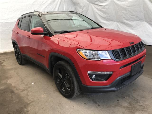 2019 Jeep Compass North (Stk: 1916881) in Thunder Bay - Image 1 of 17