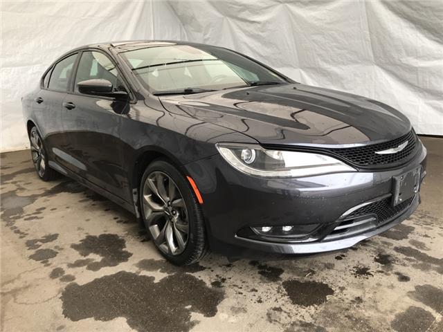 2016 Chrysler 200 S (Stk: 2013872) in Thunder Bay - Image 1 of 20
