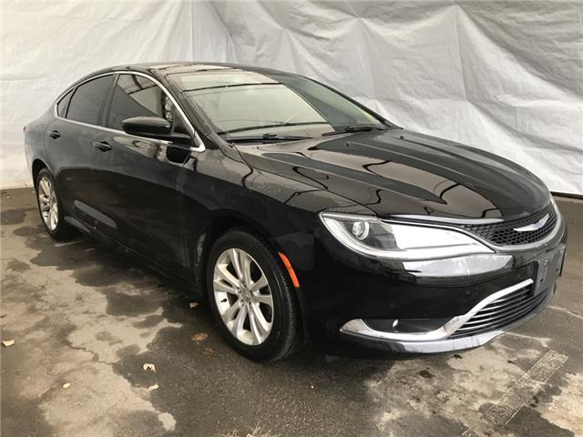2016 Chrysler 200 Limited (Stk: 1917643) in Thunder Bay - Image 1 of 7