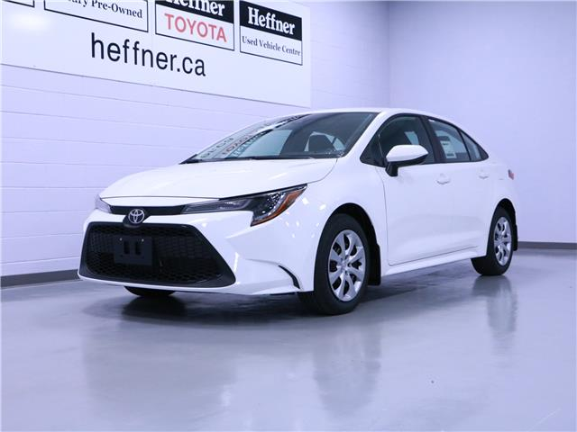 2021 Toyota Corolla LE (Stk: 210011) in Kitchener - Image 1 of 4