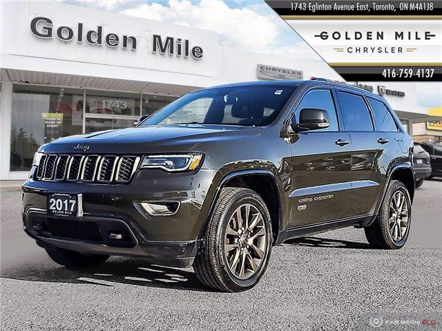 2017 Jeep Grand Cherokee Limited (Stk: P5063) in North York - Image 1 of 27