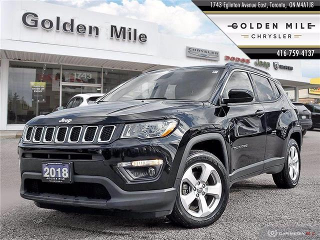 2018 Jeep Compass North (Stk: 20088A) in North York - Image 1 of 26