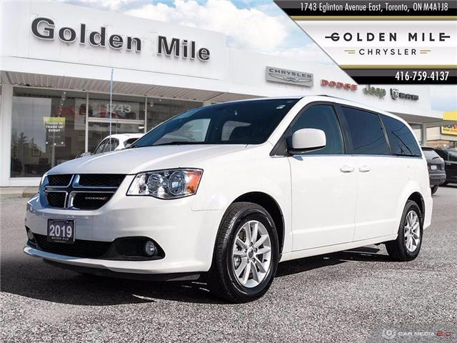 2019 Dodge Grand Caravan CVP/SXT (Stk: P5076) in North York - Image 1 of 26