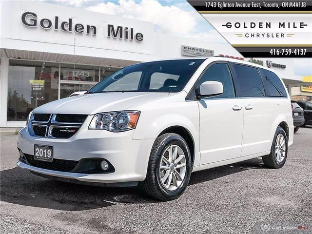 2019 Dodge Grand Caravan CVP/SXT (Stk: P5102) in North York - Image 1 of 26