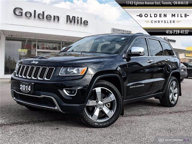 2014 Jeep Grand Cherokee Limited (Stk: P5139) in North York - Image 1 of 26