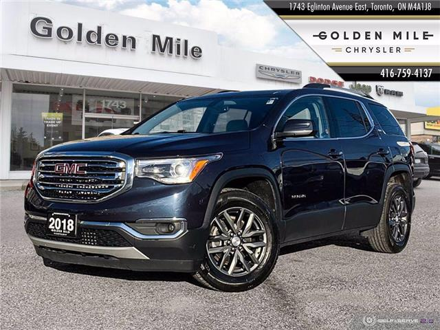 2018 GMC Acadia SLT-1 (Stk: 20223A) in North York - Image 1 of 27