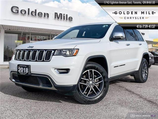 2018 Jeep Grand Cherokee Limited (Stk: P5152) in North York - Image 1 of 26