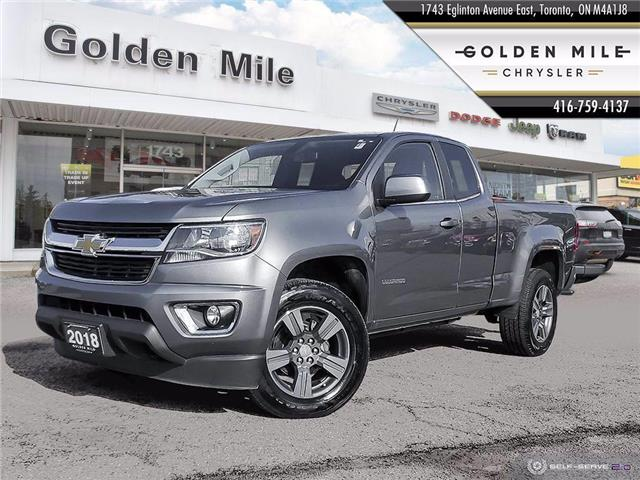 2018 Chevrolet Colorado LT (Stk: 20262A) in North York - Image 1 of 26