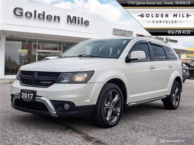 2017 Dodge Journey Crossroad (Stk: P5175) in North York - Image 1 of 25
