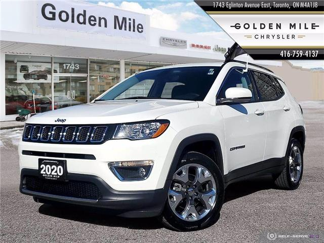 2020 Jeep Compass Limited (Stk: P5166) in North York - Image 1 of 25