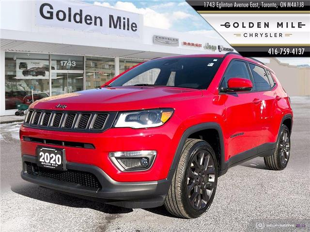 2020 Jeep Compass Limited (Stk: P5177) in North York - Image 1 of 25