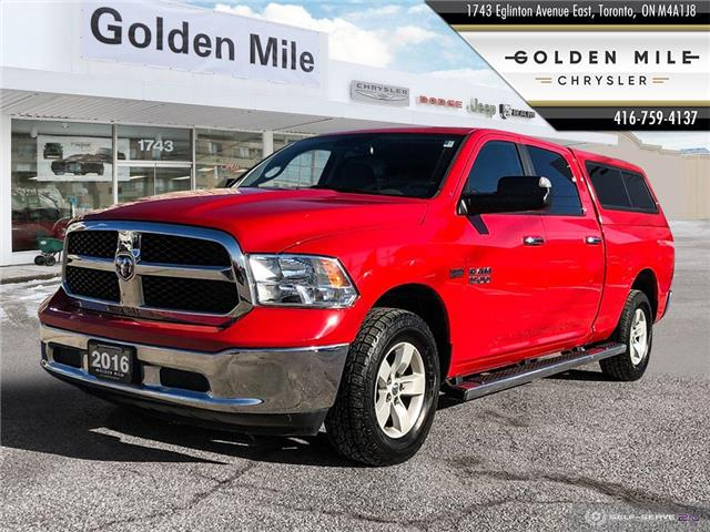 2016 RAM 1500 SLT (Stk: 20261A) in North York - Image 1 of 25