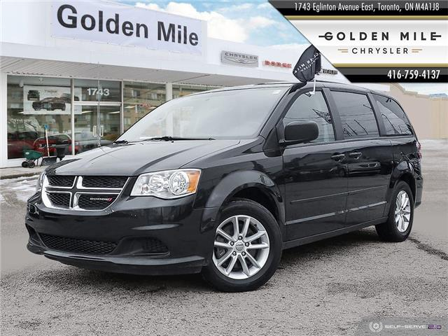 2017 Dodge Grand Caravan CVP/SXT (Stk: P5191) in North York - Image 1 of 27