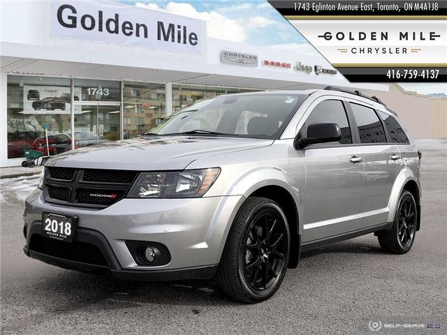 2018 Dodge Journey SXT (Stk: 20187A) in North York - Image 1 of 25