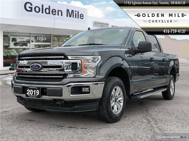 2019 Ford F-150  (Stk: P5185) in North York - Image 1 of 25