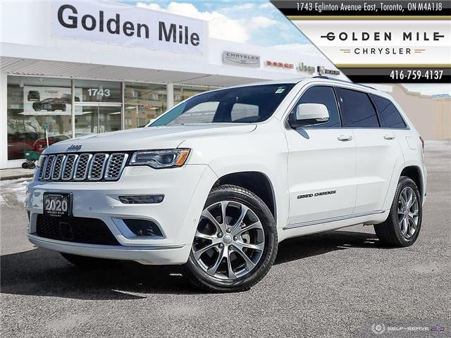 2020 Jeep Grand Cherokee Summit (Stk: 20052) in North York - Image 1 of 27