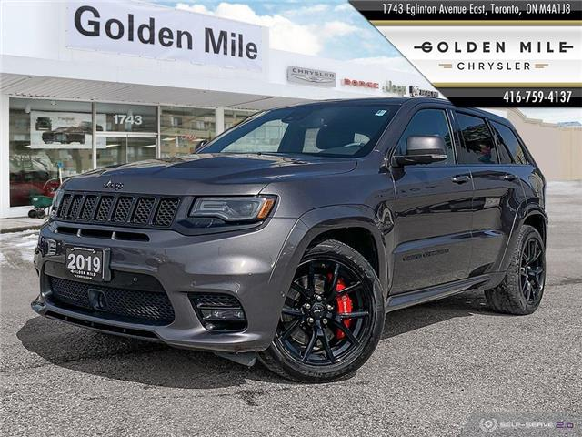 2019 Jeep Grand Cherokee SRT (Stk: P5138) in North York - Image 1 of 28