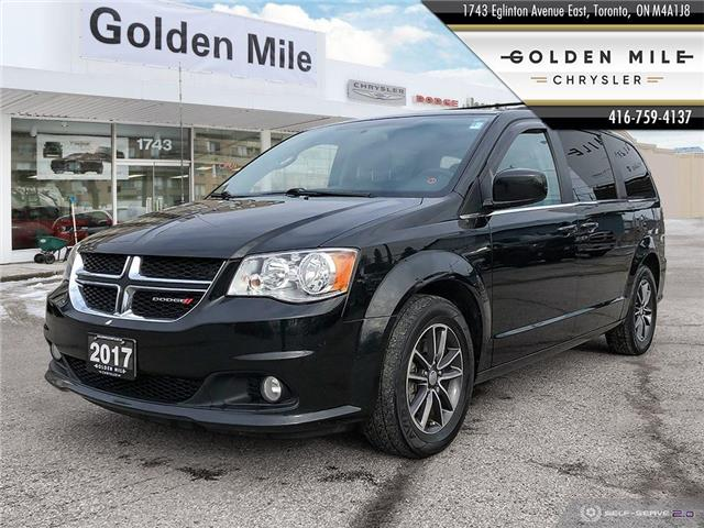 2017 Dodge Grand Caravan CVP/SXT (Stk: P5193A) in North York - Image 1 of 26