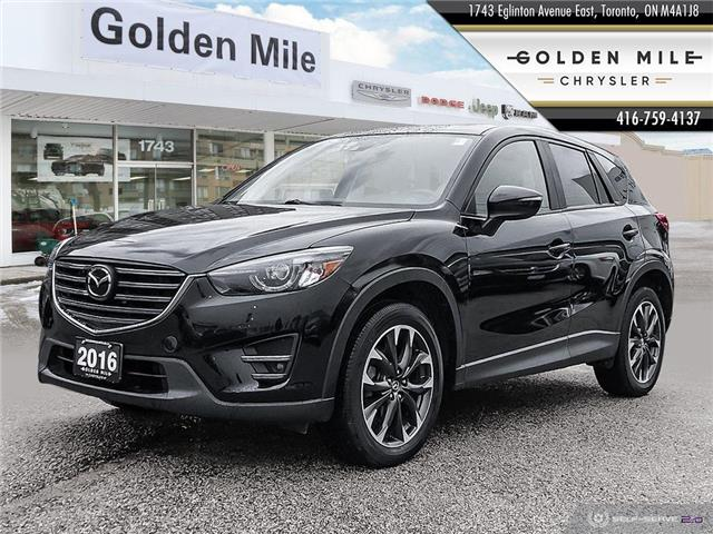 2016 Mazda CX-5 GT (Stk: P5149) in North York - Image 1 of 26