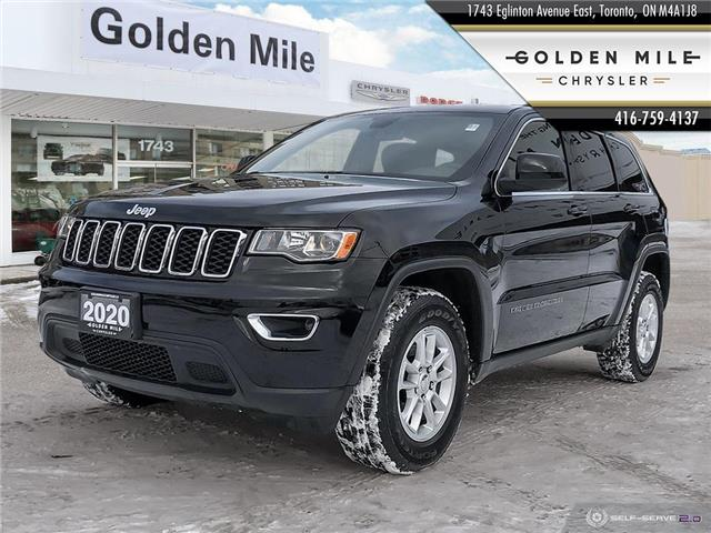 2020 Jeep Grand Cherokee Laredo (Stk: P5201) in North York - Image 1 of 30